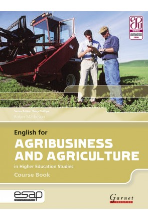 ESAP Agribusiness and Agricu Course Book + CD