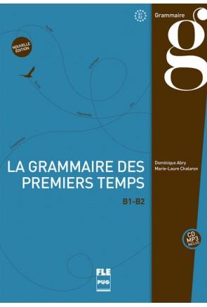La grammaire des premiers temps II + CD (2015)