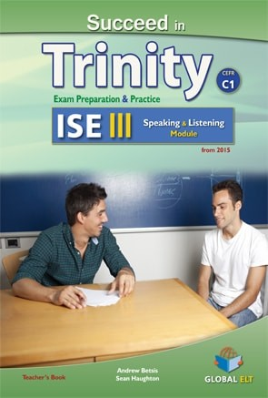 Succeed in Trinity-ISE III - C1 - Liste&Speaking - TB