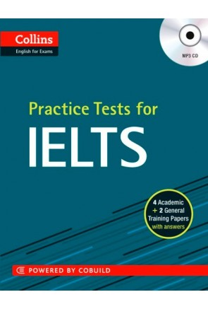 COLLINS PRACTICE TESTS IELTS 2 (incl. MP3 CD)