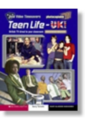 TIMESAVER TEEN LIFE - UK! DVD