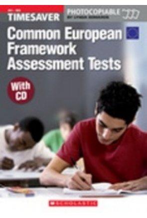 TIMESAVER CEF ASSESSMENT TESTS