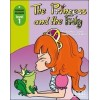 THE PRINCESS AND THE FROG  (LIBRO + CD)