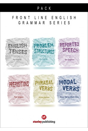 Front line english Grammar Pack