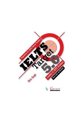 IELTS Target.5,0 Course Book & Workbook + DVD