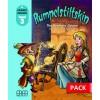 RUMPELSTILTSKIN EDICIÓN BRITÁNICA (LIBRO + CD)