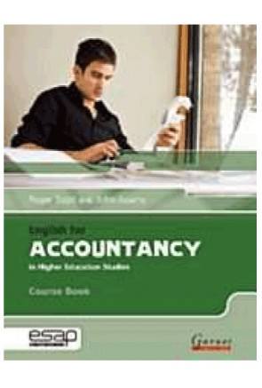 ESAP - ACCOUNTACY COURSE BOOK + CD