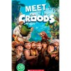 Meet the Croods (book & CD)