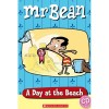 Mr Bean: A Day at the Beach (book & CD)