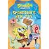 Spongebob Squarepants: SpongeBob's New Toy (book & CD)