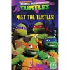 Teenage Mutant Ninja Turtles: Meet the turtles! (book & CD)
