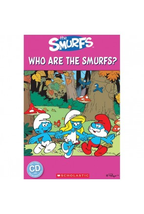 Who are the Smurfs? (book & CD)