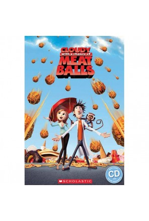 Cloudy with a Chance of Meatballs (book & CD)