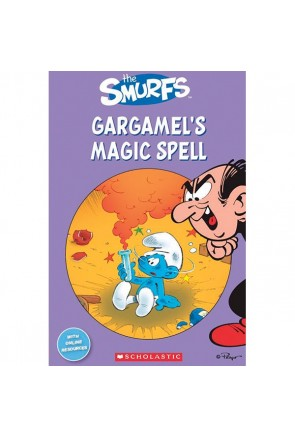 Gargamel's Magic Spell (book & CD)