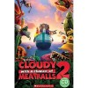 Cloudy with a Chance of Meatballs 2 (book & CD)