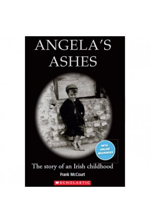 Angela's Ashes (book & CD) Read by Frank McCourt