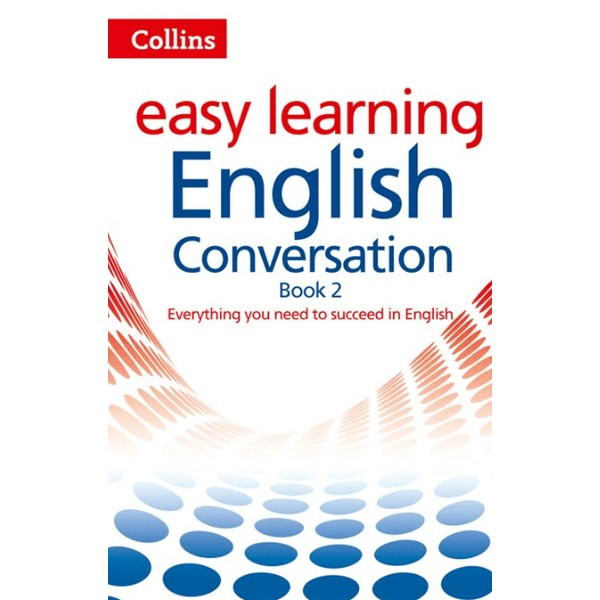 COLLINS NEW EASY LEARNING ENGLISH CONV  BOOK 2 (+ AUDIO CD)