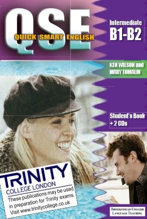 QSE B1-B2 Student's Book+CD1 & CD2