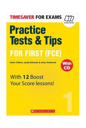 TIMESAVER FOR EXAMS: PRACICE TESTS & TIPS