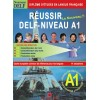 RÉUSSIR DELF A1 – LIVRE + CORRIGES + 2CD