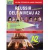 RÉUSSIR DELF A2 – LIVRE + CORRIGES + CD