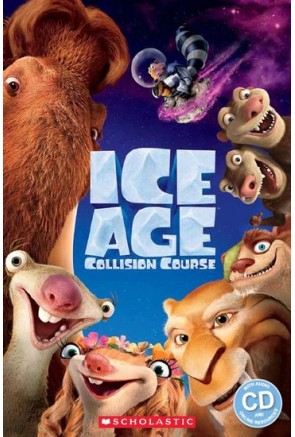 ICE AGE 5: COLLISION COURSE (BOOK + CD)