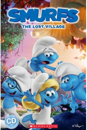 SMURFS: THE LOST VILLAGE (BOOK + CD)