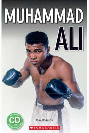 MUHAMMED ALI: BIOGRAPHY (BOOK + CD)
