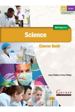MOVING INTO SCIENCE COURSE BOOK + DVD
