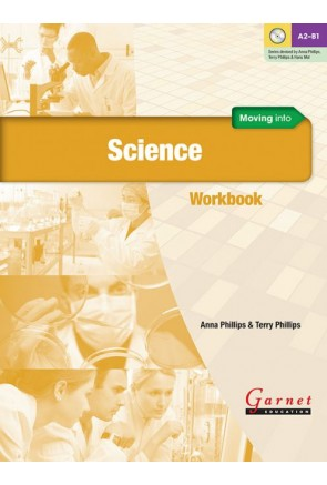 MOVING INTO SCIENCE WORKBOOK +CD