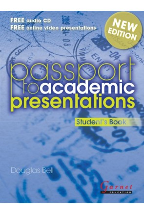 PASSPORT TO ACADEMIC PRESENTATION + CD (N/E)