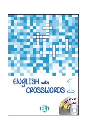 ENGLISH WITH CROSSWORDS 1 + DVD-ROM
