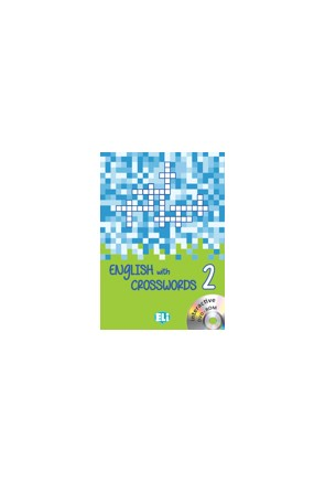 ENGLISH WITH CROSSWORDS 2 + DVD-ROM