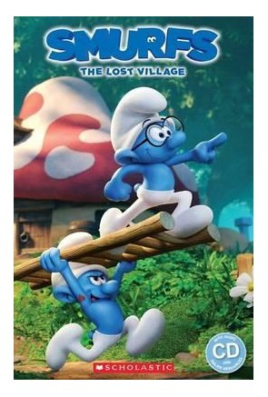 SMURFS:THE LOST VILLAGE (+CD)