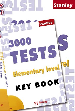 3000 TESTS + CLAVES