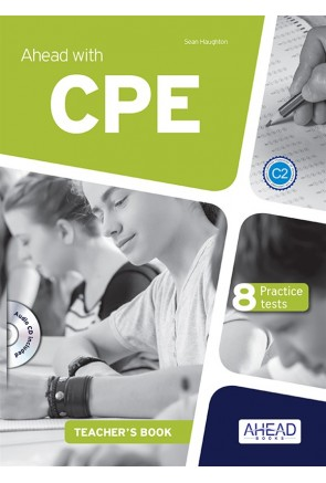 AHEAD WITH CPE TEACHER BOOK
