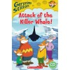GERONIMO STILTON: ATTACK OF THE KILLER WHALE  (BOOK + CD) – PR2