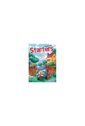 AHEAD WITH STARTERS – TEACHER BOOK + CD