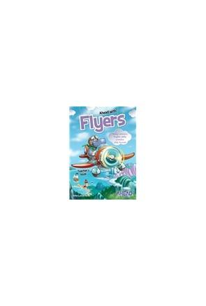 AHEAD WITH FLYERS – TEACHER BOOK + CD
