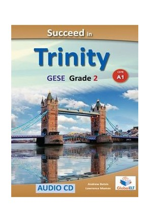 Succeed in Trinity-GESE-A1-Grade 1-2 - CD
