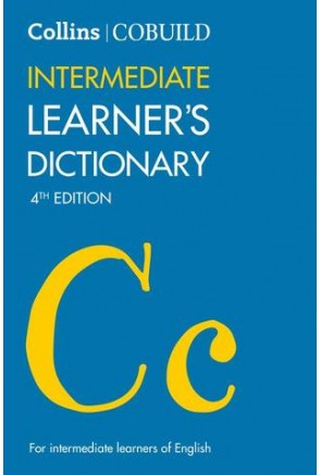 COLLINS COBUILD INTERMEDIATE LEARNER'S DICTIONARY (4th Ed)