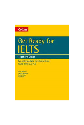 GET READY FOR IELTS TB + CD