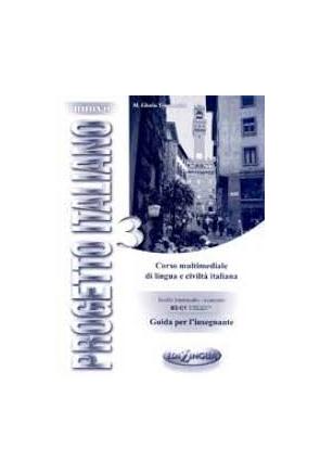 Nuovo Progetto italiano 3 - Guida per l'insegnante