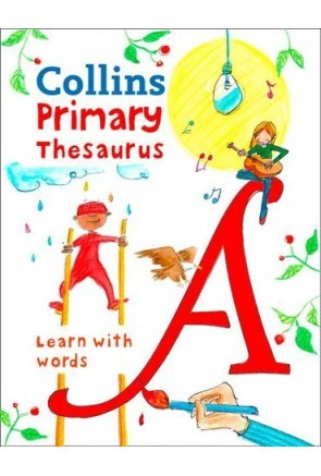 COLLINS JUNIOR ILLUSTRATED THESAURUS (3rd Ed)