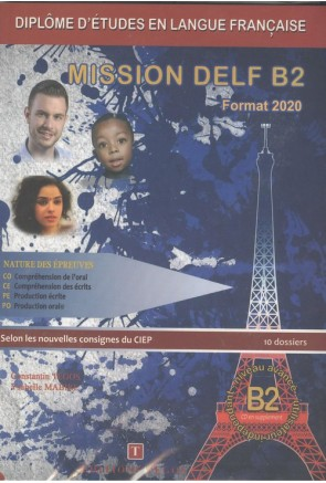 MISSION DELF B2 - FORMAT 2020