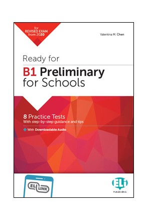 READY FOR B1 PRELIMINARY FOR SCHOOLS PRACTICE TESTS