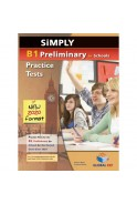 Simply B1 PET for Schools 2020 format – Self-Study Edition