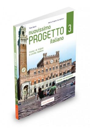 Nuovissimo Progetto italiano 3  Quaderno degli esercizi dell'insegnante