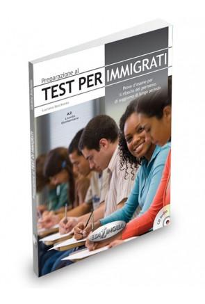Preparazione al Test per Immigrati + CD